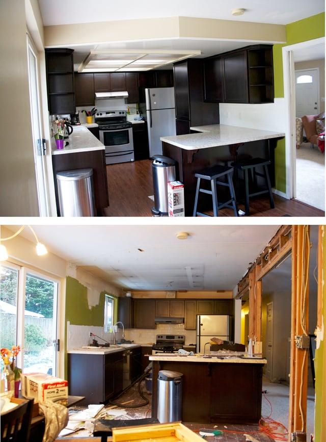 Kitchen Remodel Part 1