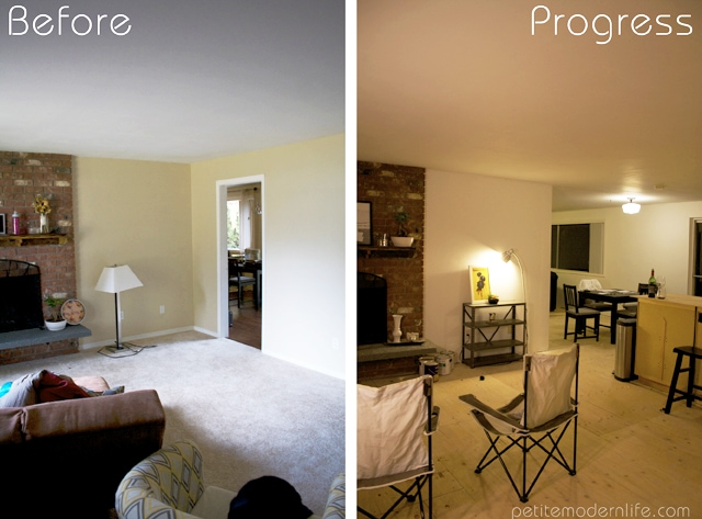 Home Remodel Progress Tour!