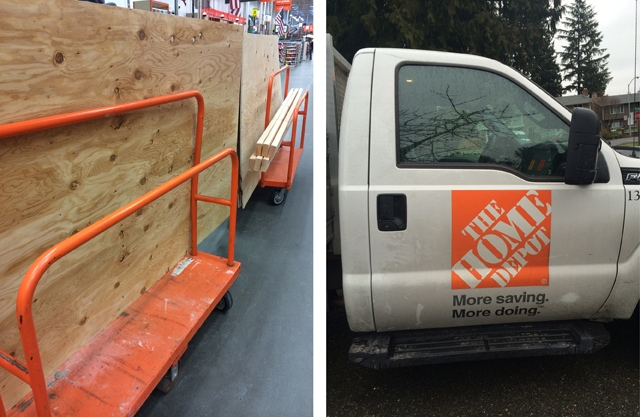 Buying plywood