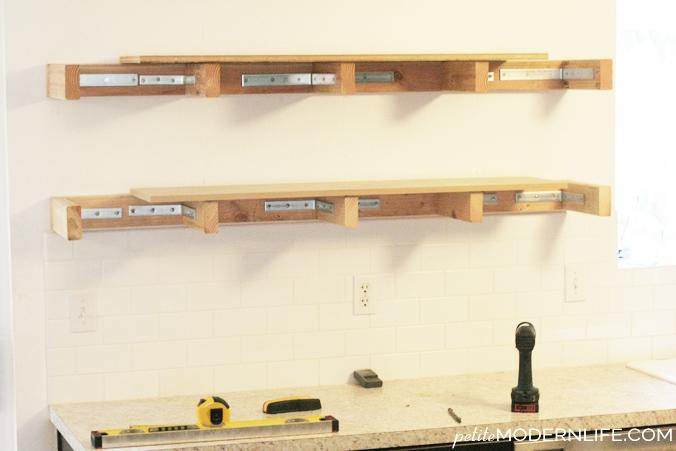How to Build Heavy Duty Shelves