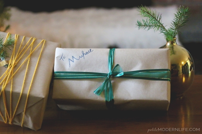Save on Simple Wrapping this Season