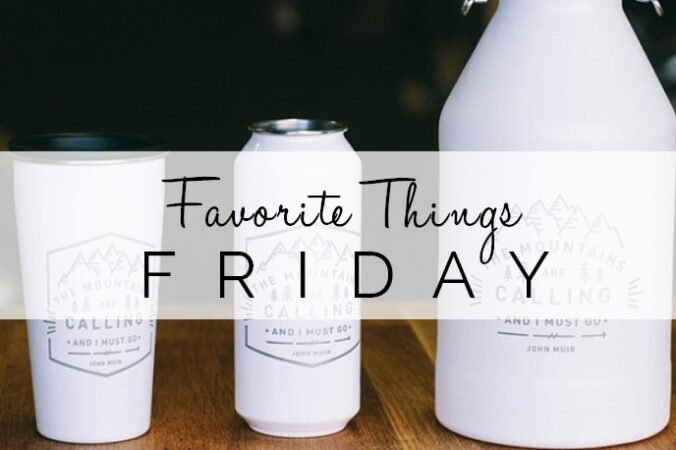 favorite things friday 1.16 for post