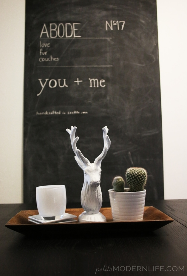 Chalkboard Inspiration for the Home