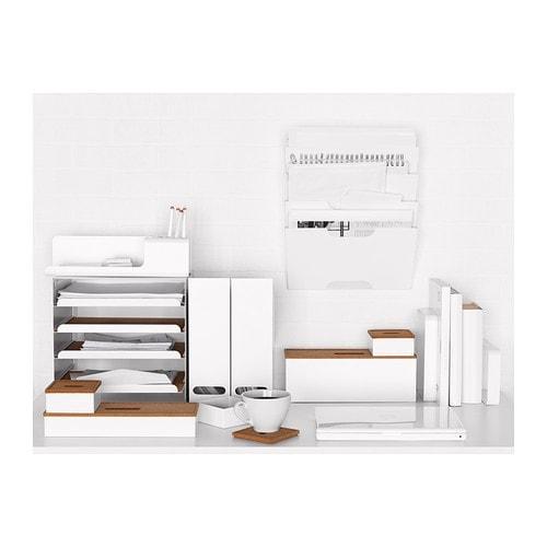 minimal office organization systems petite modern life. Black Bedroom Furniture Sets. Home Design Ideas