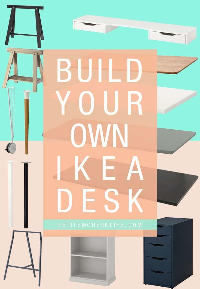 ikea desk table tops and legs
