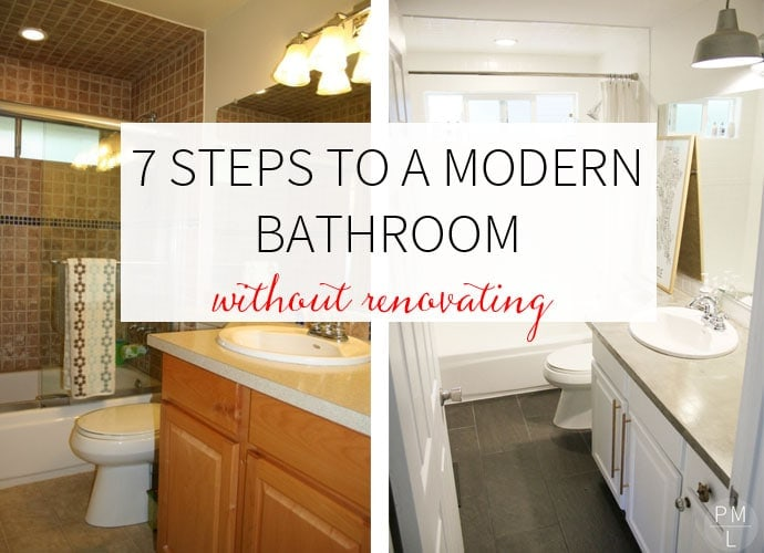 Steps To Renovating A Bathroom Home Design