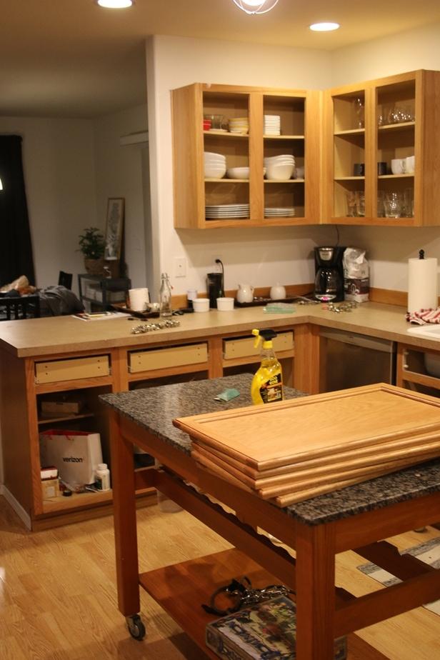 Kitchen Makeover Part 1 | Petite Modern Life