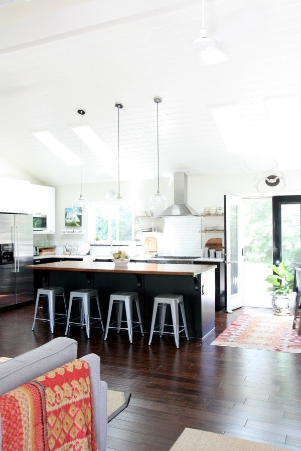 Kitchen Before and After by Dana Miller of House*Tweaking