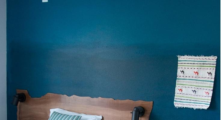 DIY Ombre Wall