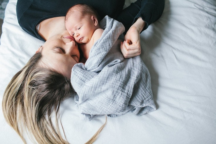 Beautifully sweet newborn pictures
