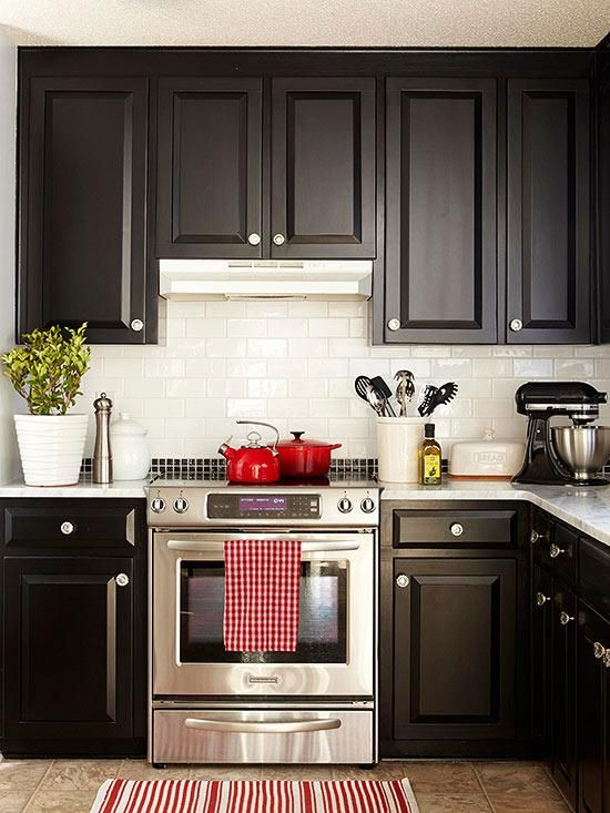 Benjamin Moore Black Kitchen Cabinet Colors & Benjamin Moore Black Kitchen Cabinet Colors - Petite Modern Life