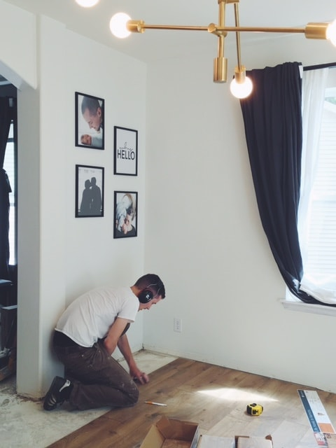 Harmonics Camden Oak Floors | Petite Modern Life