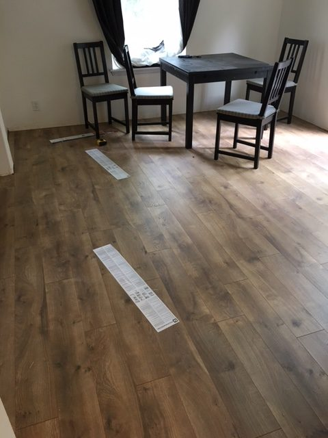 New Floors: Harmonics Camden Oak - Petite Modern Life