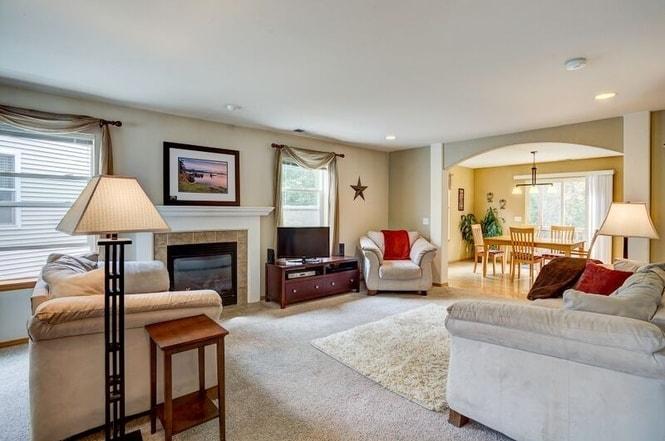 MLS living room