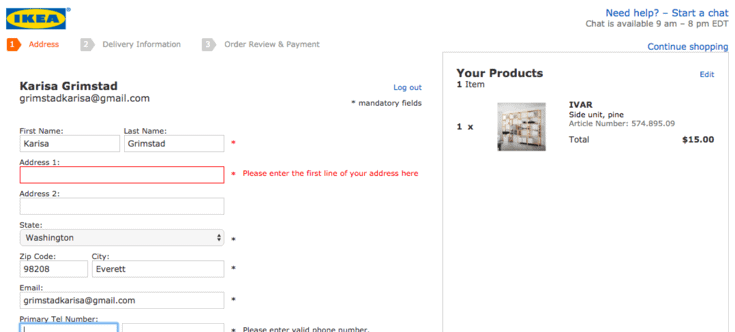 How to contact your Ikea directly Tips + Tricks! Find out the exact stock info for your store by a physical person.