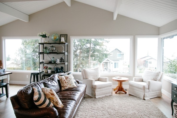 Gorgeous Mid Century Home Makeover | Petite Modern Life