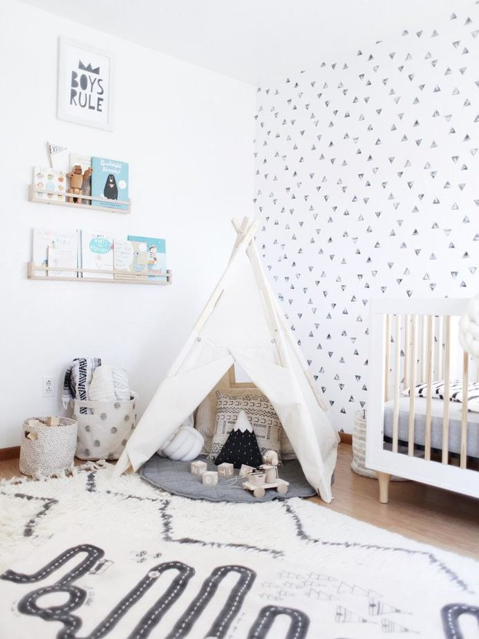 Modern Nurseries as part of Nursery Week on Petitemodernlife.com