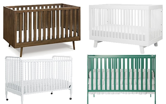 Cribs for the Modern Nursery
