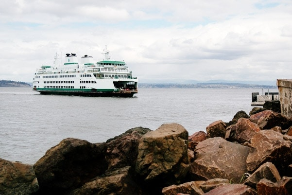 Tour the Mukilteo Ferry Landing
