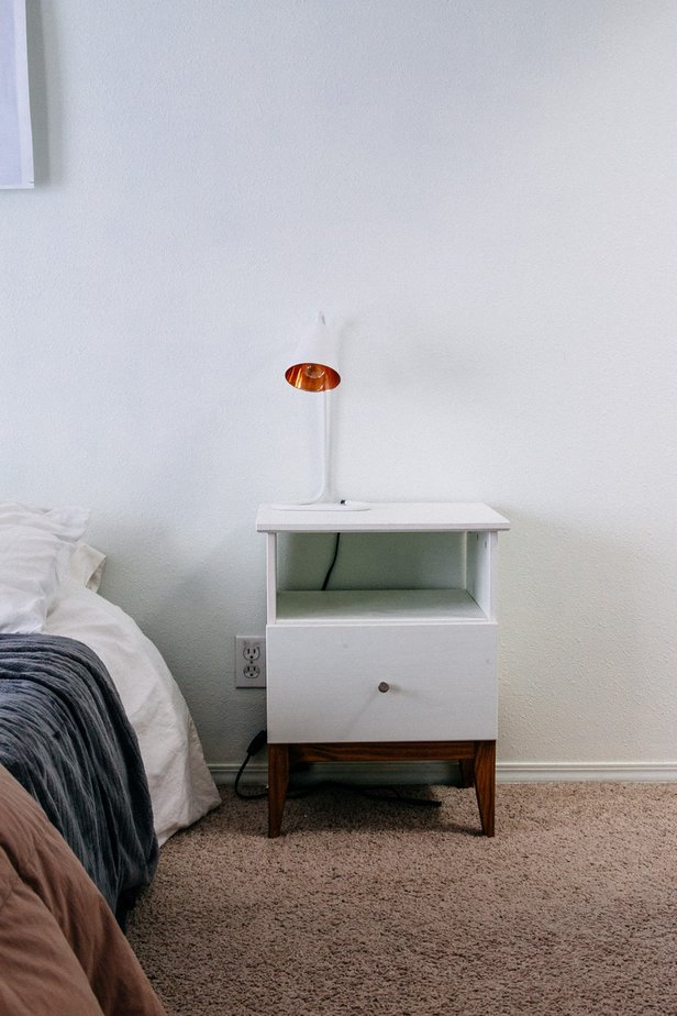 Neutral Calm Master Bedroom   Petite Modern Life