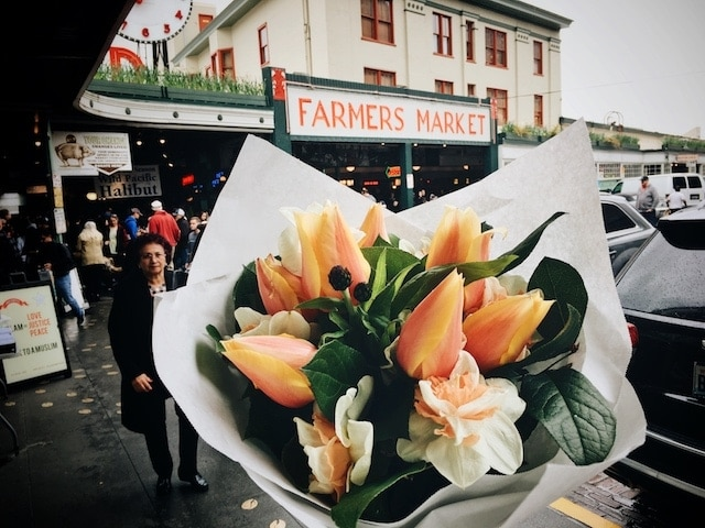 Pike Place Spring Adventure