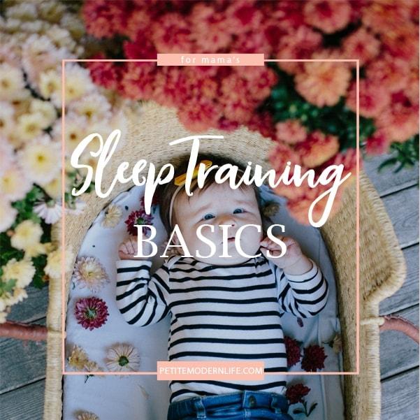 Sleep Training Basics