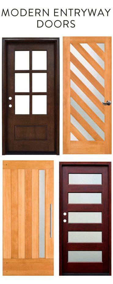 Modern Entryway Doors