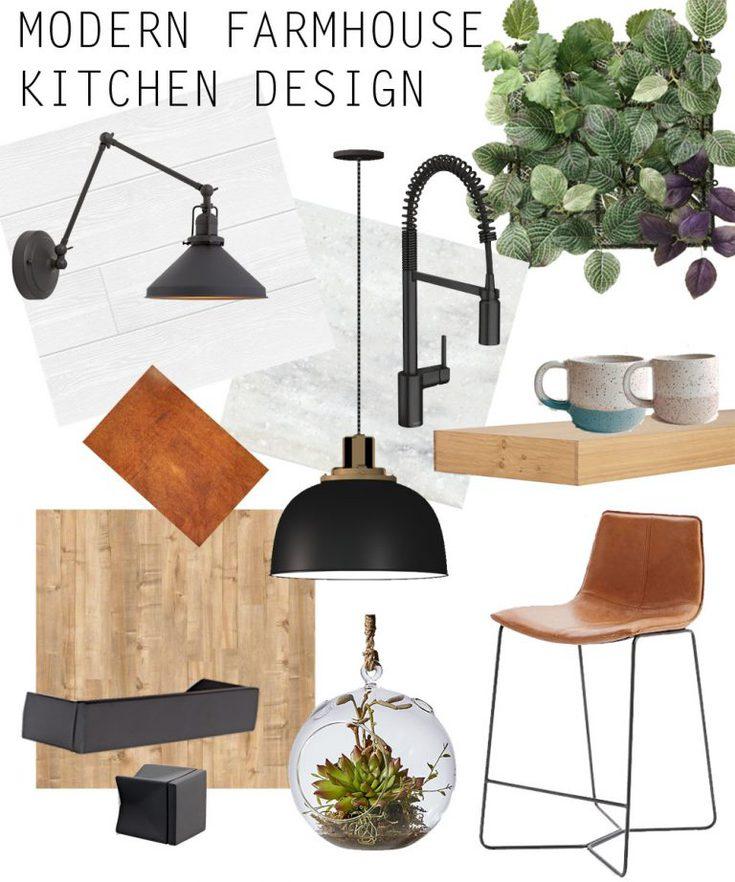 modern farmhouse kitchen design 2