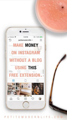 How to make money on instagram without a blog