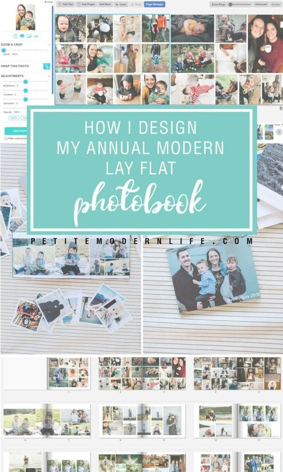 How I Design My lay flat Photobooks for $50!