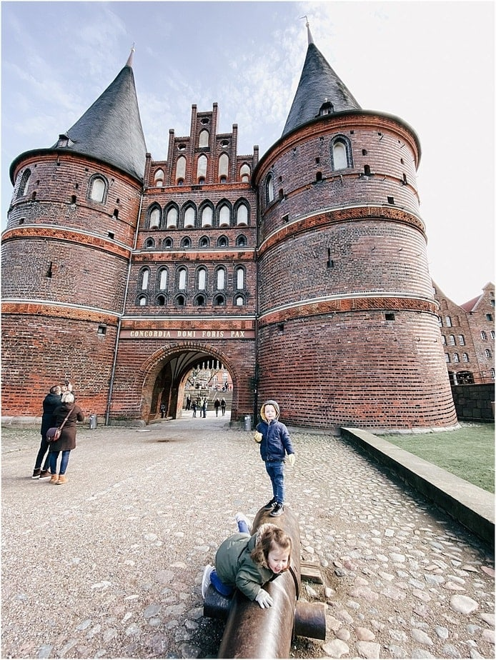 A Day Trip to Lubeck and the Baltic Sea
