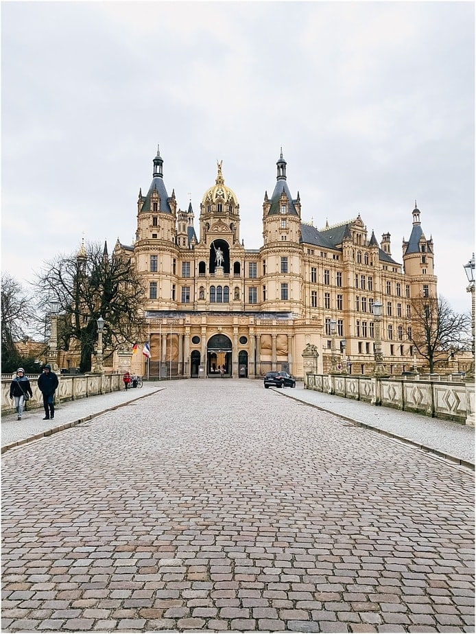 A Day Trip to Schwerin Castle
