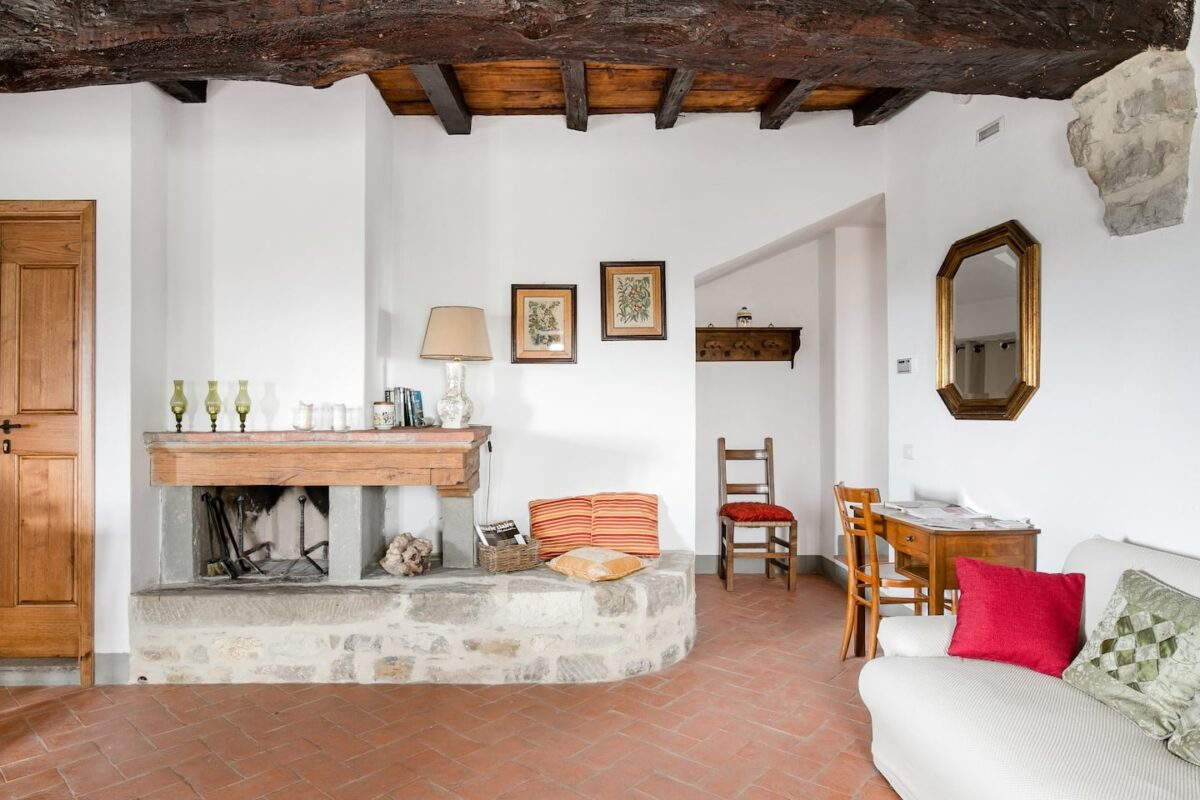 Tuscan Airbnb in Chianti, Italy