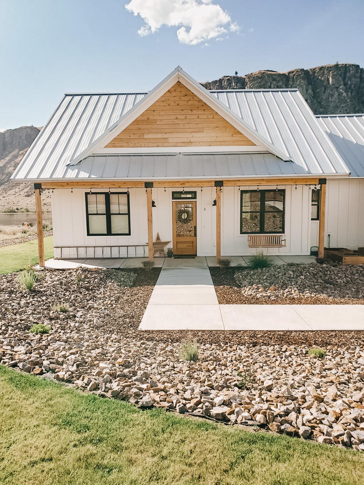 Industrial Modern Farmhouse Home Tour