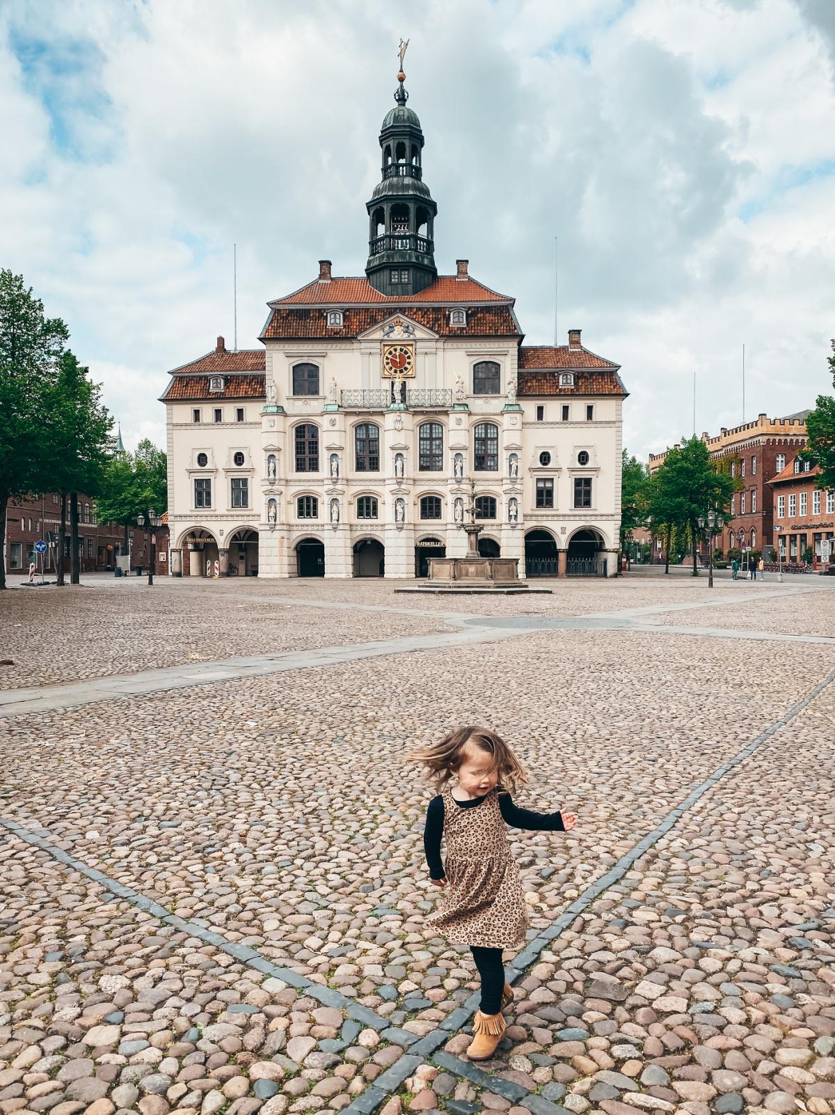 Visiting Luneburg, Germany