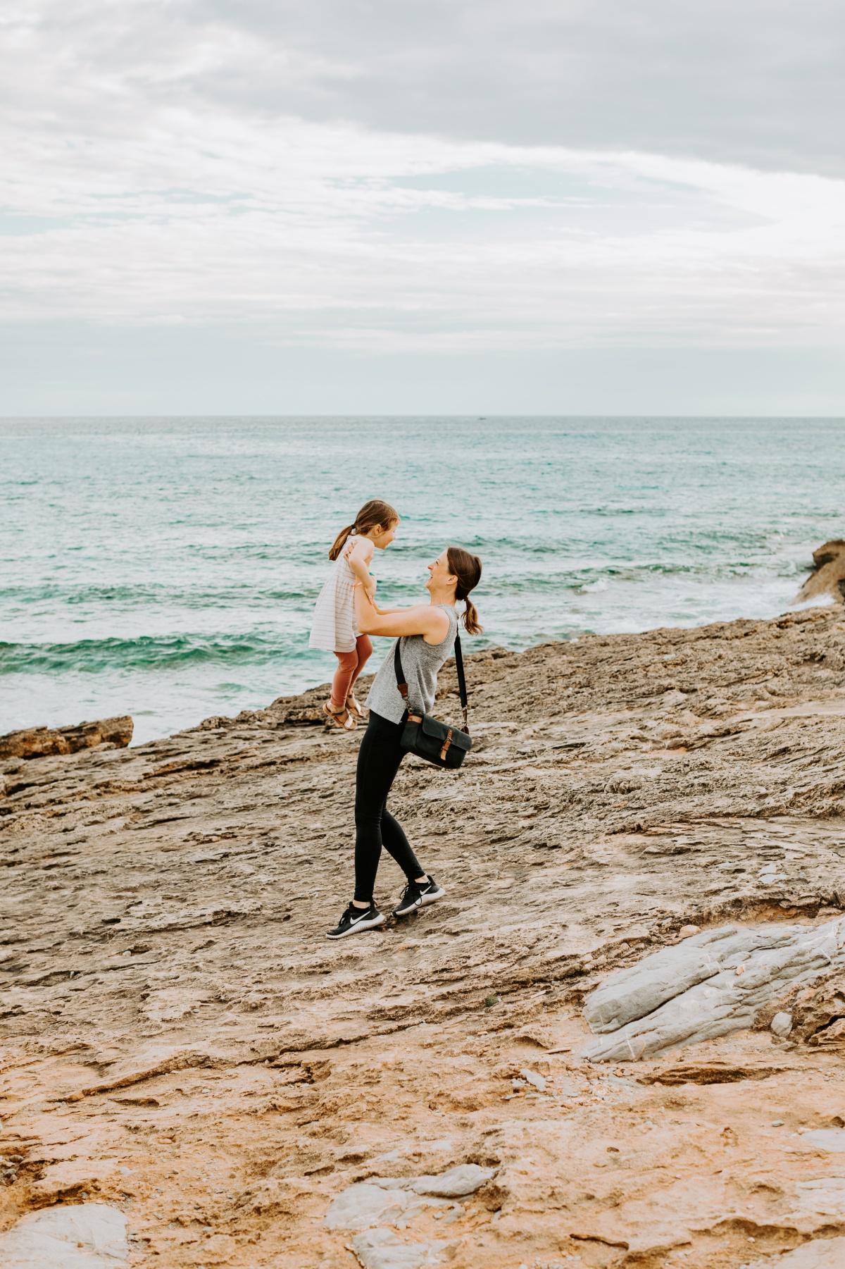 Viva Cala Mesquida Resort beach and boardwalk family vacation