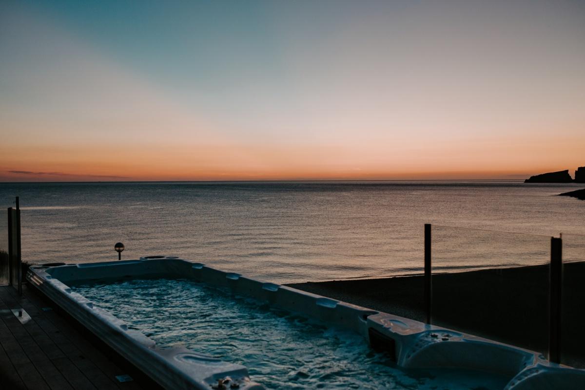 Viva Cala Mesquida Resort jacuzzi