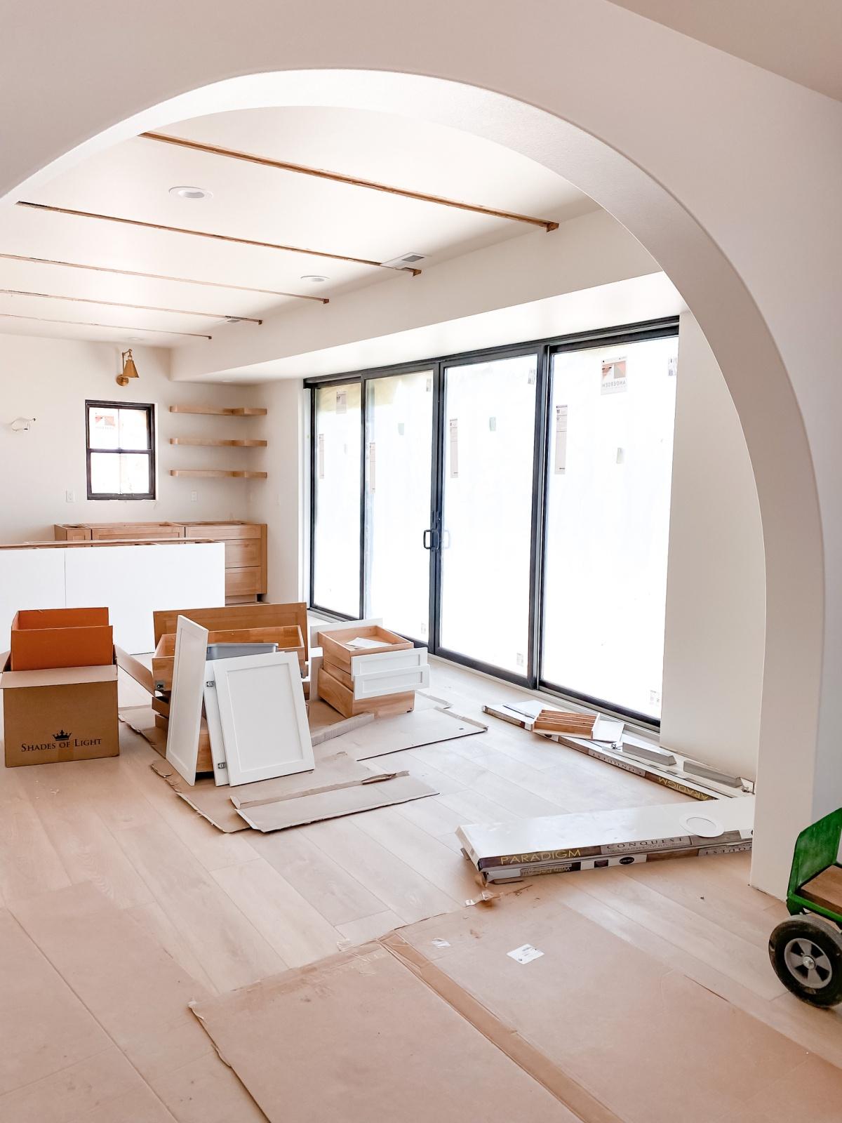 build update 7: Lake chelan home european farmhouse exterior design rectangle farmhouse