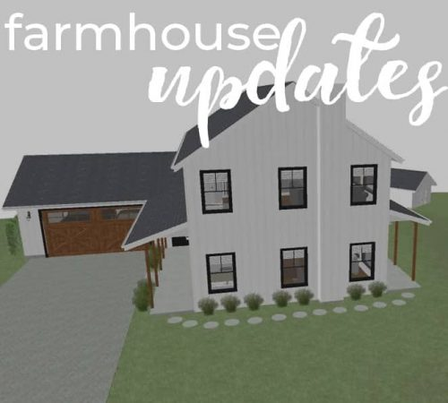 farmhouse updates 2