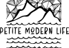 petite modern life logo